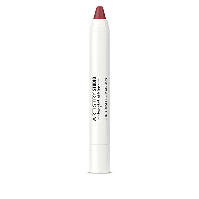 Artistry Studio™ 2-in-1 Matte Lip Crayon - Ruby Goddess