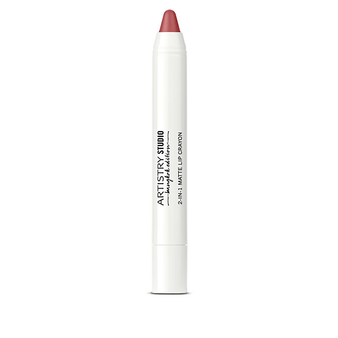 Artistry Studio™ 2-in-1 Matte Lip Crayon - Spiced Goddess