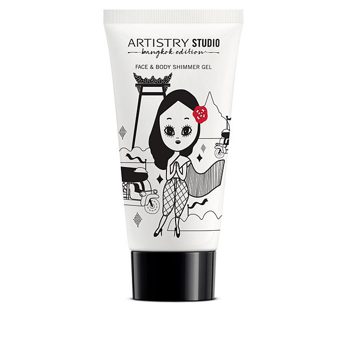 Artistry Studio™ Face & Body Shimmer Gel