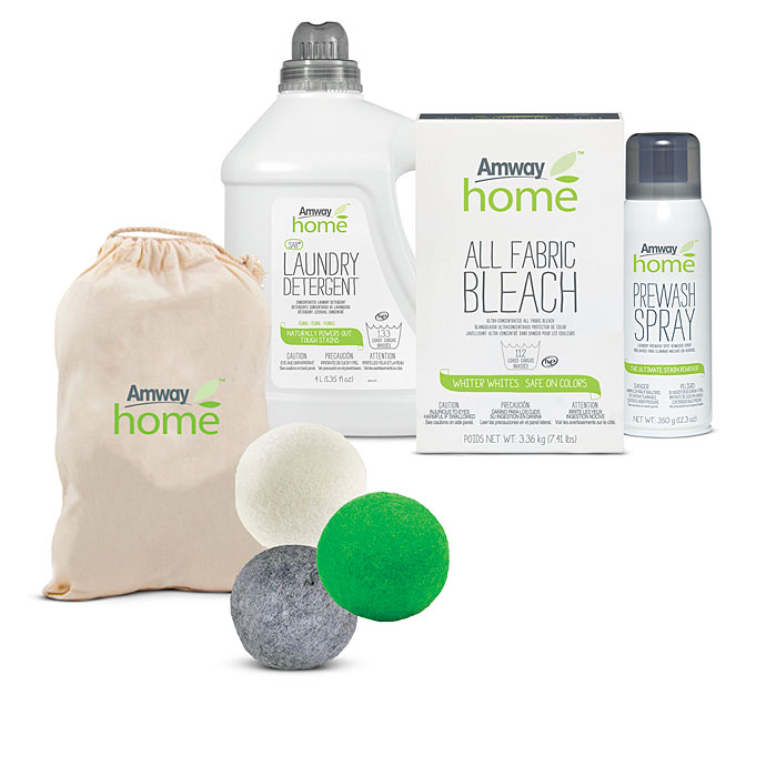 Amway Home™ Stain-Fighter Laundry Bundle