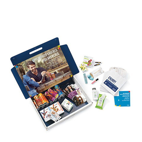 Amway™ Product Starter Kit - French