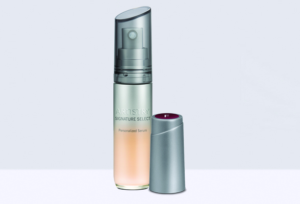 Artistry Signature Select Firming Amplifier and Base Serum.