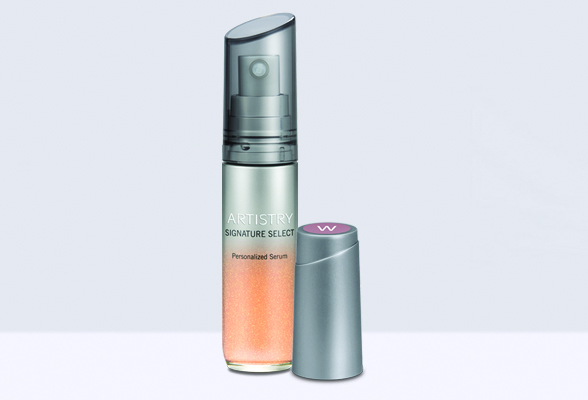 Artistry Signature Select Anti-Wrinkle Amplifier and Base Serum.