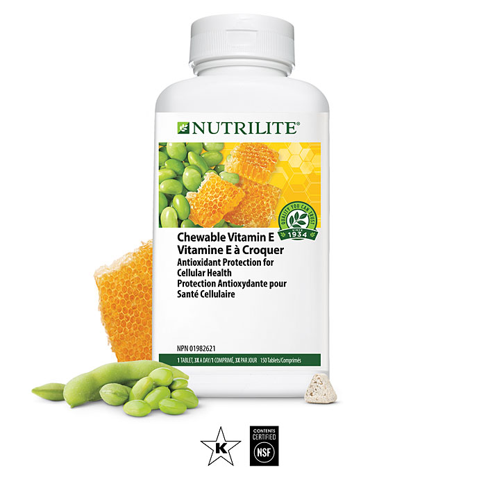 Nutrilite™ Chewable Vitamin E