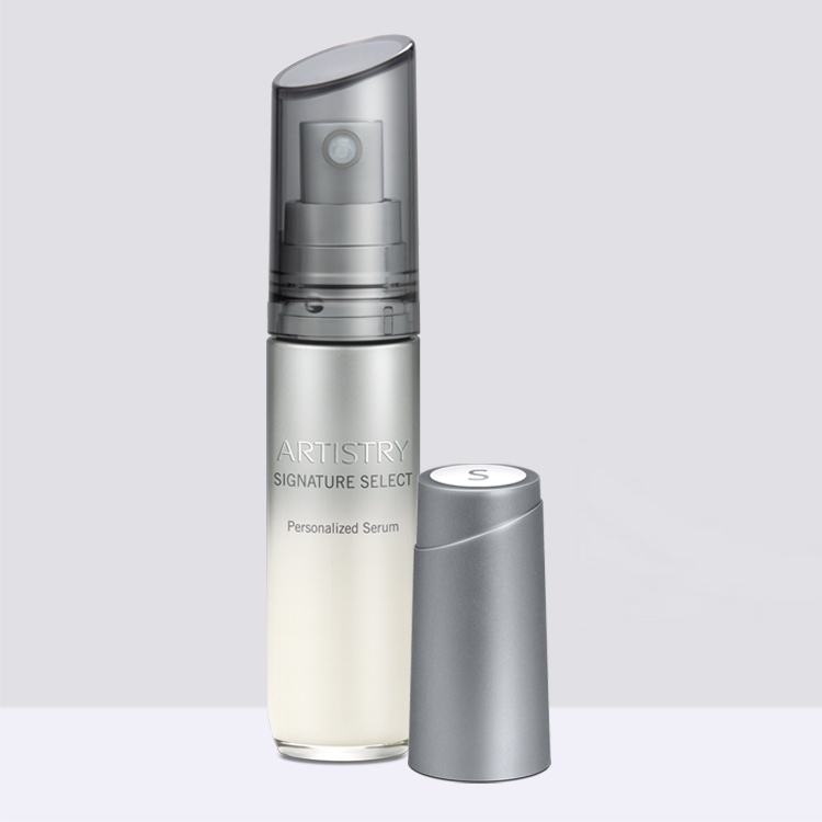 Artistry Signature Select Anti-Spot Amplifier and Base Serum.
