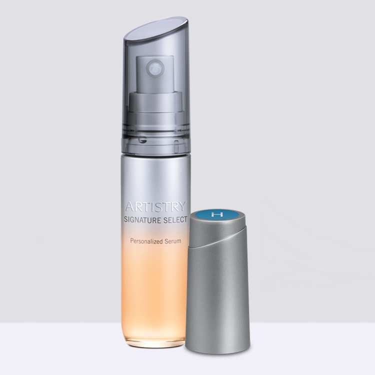 Artistry Signature Select Hydration Amplifier and Base Serum.