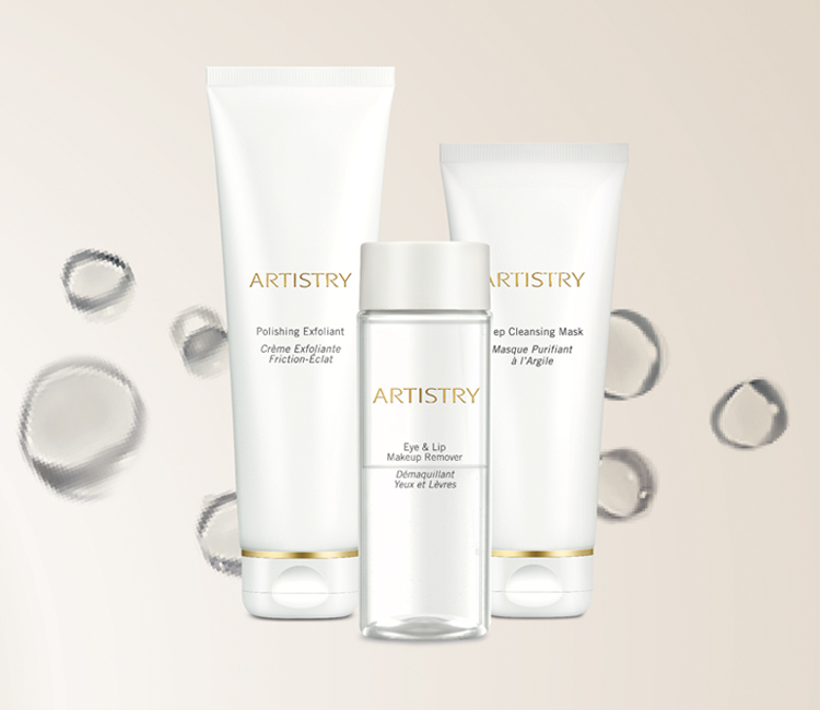 Artistry Special Care skincare products.