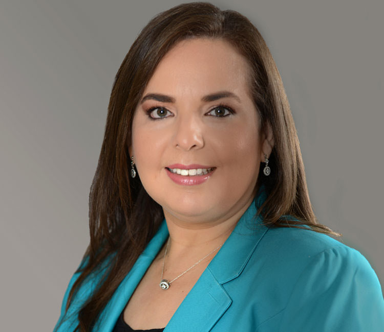 Photo of Sarah Argomaniz.