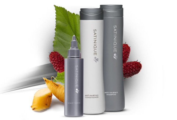 Satinique Hair Care Systems from Amway   Hair Care ...